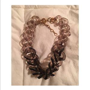 NWOT - J. Crew Link Collar Necklace